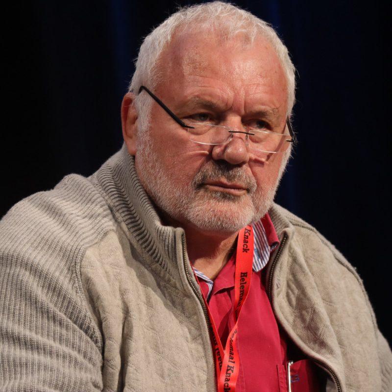 auteur Jean-Marie Dedecker