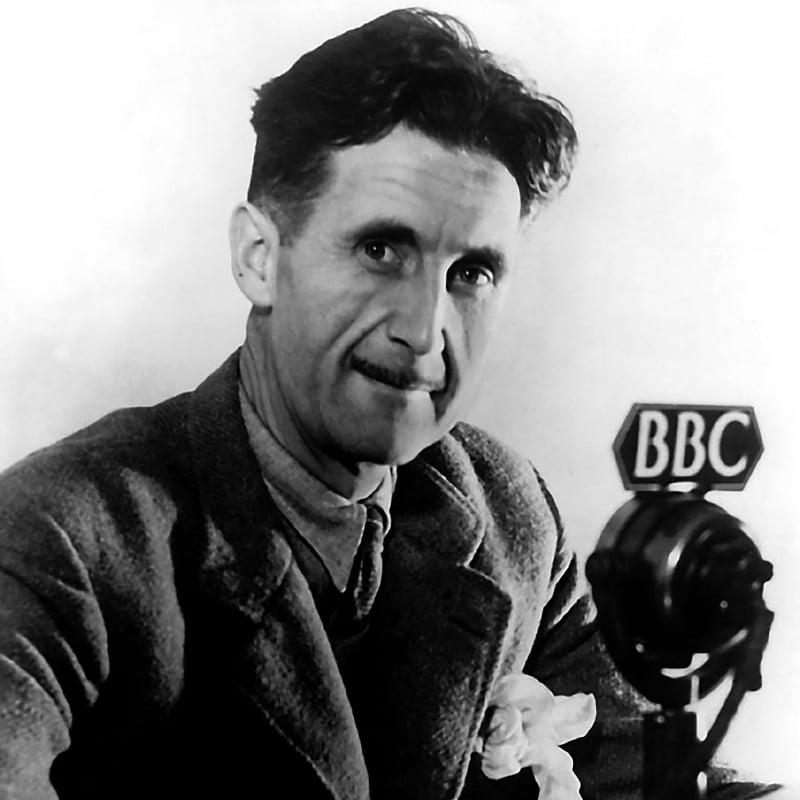 auteur George Orwell